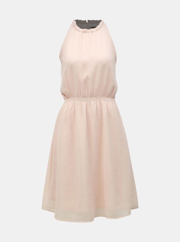 Ružové šaty Jacqueline de Yong Yahana - Šaty na stužkovú ružové - saty na stuzkovu - spoločenské šaty na stužkovú - šaty na stužkovú s dlhým rukávom - plesové šaty na stužkovú - princeznovské šaty na stužkovú - tylové šaty na stužkovú - dlhé šaty na stužkovú