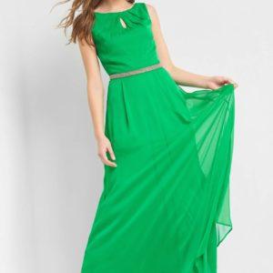 Maxi šaty s korálikmi - šaty na stužkovú - saty na stuzkovu - spoločenské šaty na stužkovú - šaty na stužkovú s dlhým rukávom - plesové šaty na stužkovú - princeznovské šaty na stužkovú - tylové šaty na stužkovú - dlhé šaty na stužkovú