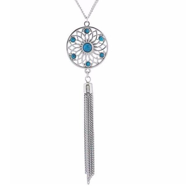 najlacnejšia bižutéria - náhrdelník - lacná bižutéria - bižutéria náušnice - bižutéria náhrdelníky - lacna bizuteria - swarovski sety - swarovsi náhrdelník - najlacnejšia bižutéria - swarovski set - doplnky na stužkovú - šperky sety - šperky z chirurgickej ocele - bižutéria sety - bižutéria náhrdelníky - darček na stužkovú - šperky na stužkovú - set náhrdelník náušnice - Náhrdelník Kruh-Str. KP3294