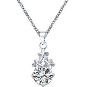 najlacnejšia bižutéria - náhrdelník - lacná bižutéria - bižutéria náušnice - bižutéria náhrdelníky - lacna bizuteria - swarovski sety - swarovsi náhrdelník - najlacnejšia bižutéria - swarovski set - doplnky na stužkovú - šperky sety - šperky z chirurgickej ocele - bižutéria sety - bižutéria náhrdelníky - darček na stužkovú - šperky na stužkovú - set náhrdelník náušnice - Náhrdelník Aimé-Str./Kryšt. KP3264