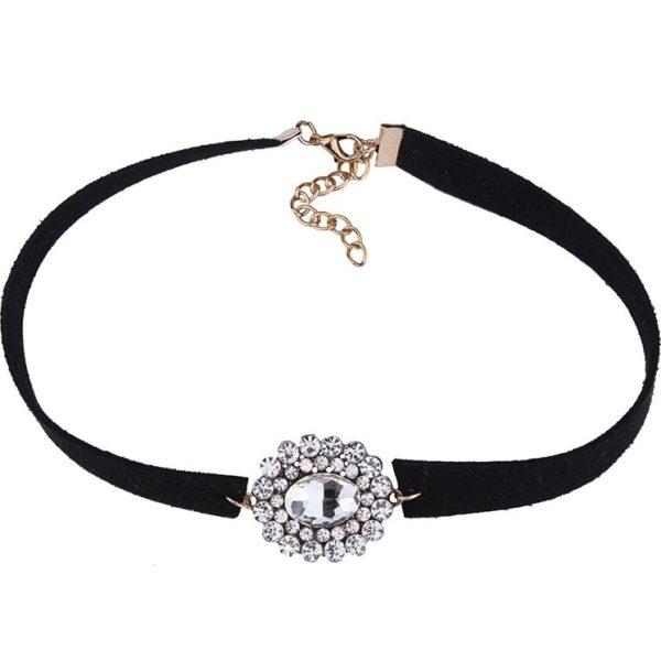 najlacnejšia bižutéria - náhrdelník - lacná bižutéria - bižutéria náušnice - bižutéria náhrdelníky - lacna bizuteria - swarovski sety - swarovsi náhrdelník - najlacnejšia bižutéria - swarovski set - doplnky na stužkovú - šperky sety - šperky z chirurgickej ocele - bižutéria sety - bižutéria náhrdelníky - darček na stužkovú - šperky na stužkovú - set náhrdelník náušnice - Náhrdelník Easy-Typ2 Kryštálová KP2393