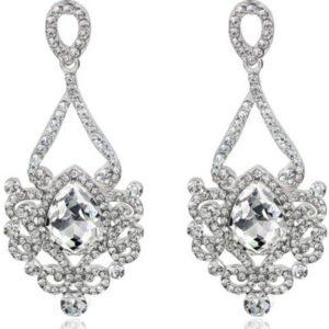 lacna bizuteria - najlacnejšia bižutéria - doplnky na stužkovú - šperky sety - šperky z chirurgickej ocele - darček na stužkovú - šperky na stužkovú - Náušnice Courtney-Str. KP3298