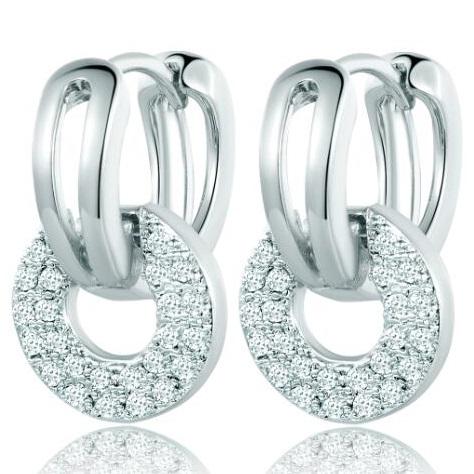 lacna bizuteria - najlacnejšia bižutéria - doplnky na stužkovú - šperky sety - šperky z chirurgickej ocele - darček na stužkovú - šperky na stužkovú - Náušnice Maisie DELICATE-Str. KP3460