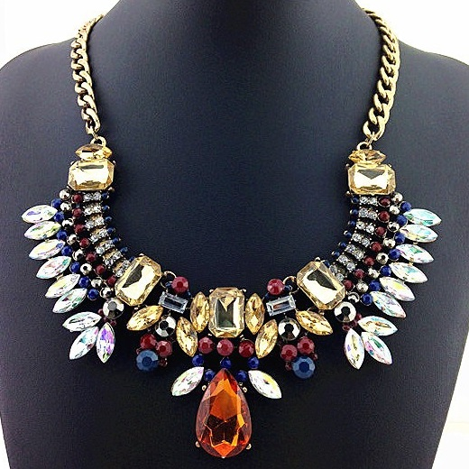 najlacnejšia bižutéria - náhrdelník - lacná bižutéria - bižutéria náušnice - bižutéria náhrdelníky - lacna bizuteria - swarovski sety - swarovsi náhrdelník - najlacnejšia bižutéria - swarovski set - doplnky na stužkovú - šperky sety - šperky z chirurgickej ocele - bižutéria sety - bižutéria náhrdelníky - darček na stužkovú - šperky na stužkovú - set náhrdelník náušnice - Náhrdelník Bamoer Ethnic 1 KP584