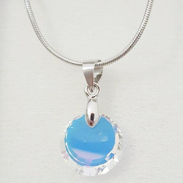 najlacnejšia bižutéria - náhrdelník - lacná bižutéria - bižutéria náušnice - bižutéria náhrdelníky - lacna bizuteria - swarovski sety - swarovsi náhrdelník - najlacnejšia bižutéria - swarovski set - doplnky na stužkovú - šperky sety - šperky z chirurgickej ocele - bižutéria sety - bižutéria náhrdelníky - darček na stužkovú - šperky na stužkovú - set náhrdelník náušnice - Náhrdelník Hoop SWAROVSKI-Kryštálová KP4721