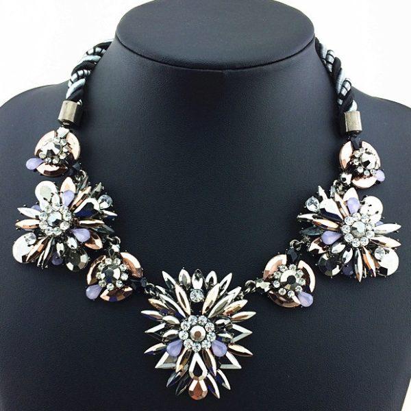 najlacnejšia bižutéria - náhrdelník - lacná bižutéria - bižutéria náušnice - bižutéria náhrdelníky - lacna bizuteria - swarovski sety - swarovsi náhrdelník - najlacnejšia bižutéria - swarovski set - doplnky na stužkovú - šperky sety - šperky z chirurgickej ocele - bižutéria sety - bižutéria náhrdelníky - darček na stužkovú - šperky na stužkovú - set náhrdelník náušnice - Náhrdelník Acorn - Zlatá KP1024
