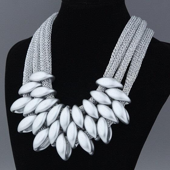 najlacnejšia bižutéria - náhrdelník - lacná bižutéria - bižutéria náušnice - bižutéria náhrdelníky - lacna bizuteria - swarovski sety - swarovsi náhrdelník - najlacnejšia bižutéria - swarovski set - doplnky na stužkovú - šperky sety - šperky z chirurgickej ocele - bižutéria sety - bižutéria náhrdelníky - darček na stužkovú - šperky na stužkovú - set náhrdelník náušnice - Náhrdelník Foetus - strieborná KP598