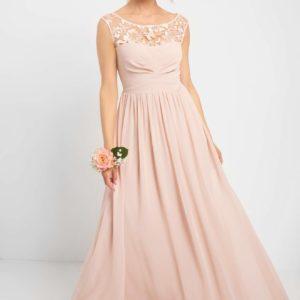 Princeznovské šaty na stužkovú