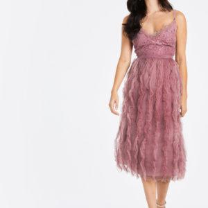 Spoločenské šaty na stužkovú