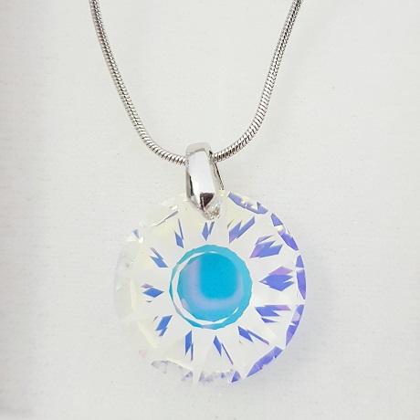 najlacnejšia bižutéria - náhrdelník - lacná bižutéria - bižutéria náušnice - bižutéria náhrdelníky - lacna bizuteria - swarovski sety - swarovsi náhrdelník - najlacnejšia bižutéria - swarovski set - doplnky na stužkovú - šperky sety - šperky z chirurgickej ocele - bižutéria sety - bižutéria náhrdelníky - darček na stužkovú - šperky na stužkovú - set náhrdelník náušnice - Náhrdelník Sunshine SWAROVSKI-Kryštálová KP4720