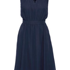 Večerné šaty s flitrami bonprix - šaty na stužkovú  kráľovská modrá - saty na stuzkovu - spoločenské šaty na stužkovú - šaty na stužkovú s dlhým rukávom - plesové šaty na stužkovú - princeznovské šaty na stužkovú - tylové šaty na stužkovú - dlhé šaty na stužkovú