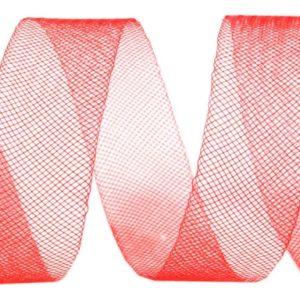Modistická krinolína na vystuženie šiat a výrobu fascinátorov  šírka 2