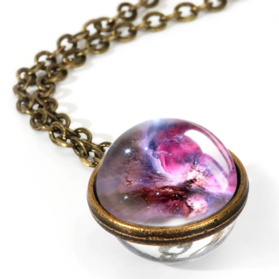 najlacnejšia bižutéria - náhrdelník - lacná bižutéria - bižutéria náušnice - bižutéria náhrdelníky - lacna bizuteria - swarovski sety - swarovsi náhrdelník - najlacnejšia bižutéria - swarovski set - doplnky na stužkovú - šperky sety - šperky z chirurgickej ocele - bižutéria sety - bižutéria náhrdelníky - darček na stužkovú - šperky na stužkovú - set náhrdelník náušnice - Náhrdelník Cosmos-Typ2 KP5339