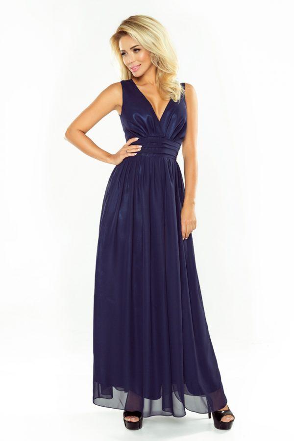 Dámske šaty 166-1 - šaty na stužkovú - saty na stuzkovu - spoločenské šaty na stužkovú - šaty na stužkovú s dlhým rukávom - plesové šaty na stužkovú - princeznovské šaty na stužkovú - tylové šaty na stužkovú - dlhé šaty na stužkovú - maxi šaty na stužkovú