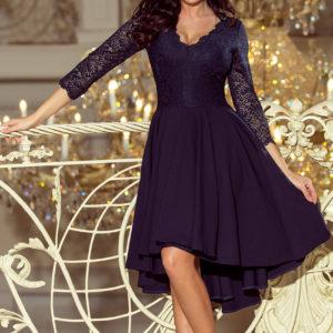 Dámske šaty 210-2 - šaty na stužkovú - saty na stuzkovu - spoločenské šaty na stužkovú - šaty na stužkovú s dlhým rukávom - plesové šaty na stužkovú - princeznovské šaty na stužkovú - tylové šaty na stužkovú - dlhé šaty na stužkovú - maxi šaty na stužkovú - šaty na stužkovú s rukávmi - spoločenské šaty s rukávmi