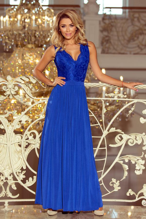 Dámske šaty 211-3 - šaty na stužkovú - saty na stuzkovu - spoločenské šaty na stužkovú - šaty na stužkovú s dlhým rukávom - plesové šaty na stužkovú - princeznovské šaty na stužkovú - tylové šaty na stužkovú - dlhé šaty na stužkovú - maxi šaty na stužkovú