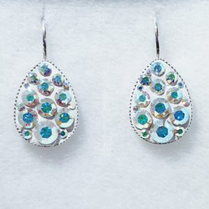 lacna bizuteria - najlacnejšia bižutéria - doplnky na stužkovú - šperky sety - šperky z chirurgickej ocele - darček na stužkovú - šperky na stužkovú - Náušnice Strappare SWAROVSKI-Str./KryštálováAB KP5355