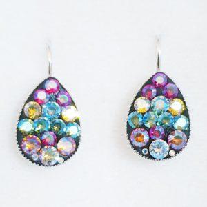 lacna bizuteria - najlacnejšia bižutéria - doplnky na stužkovú - šperky sety - šperky z chirurgickej ocele - darček na stužkovú - šperky na stužkovú - Náušnice Strappare SWAROVSKI-Str./Multi2 KP5354